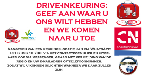Drive In Medische Keuring O